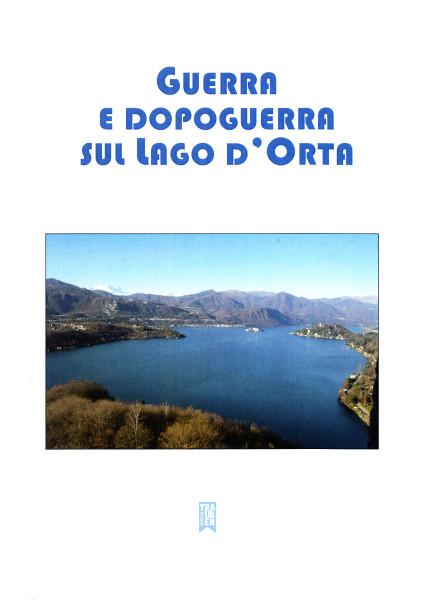 copertina GUERRA LAGO d'ORTA